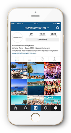 Instagram Paradise Beach